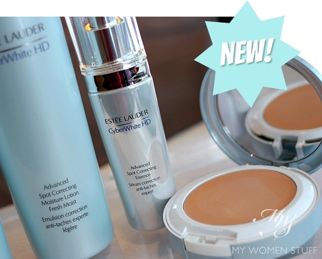 esteelauder cyberwhite hd NEW! Estee Lauder Cyberwhite HD goes High Definition and introduces a BB Balm