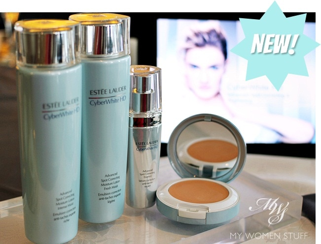 esteelauder cyberwhite hd2 NEW! Estee Lauder Cyberwhite HD goes High Definition and introduces a BB Balm
