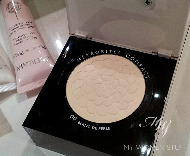 guerlain blanc perle A First Look at the Guerlain Blush G Sakura Cherry Blossom Blush and Meteorites Perles du Paradis