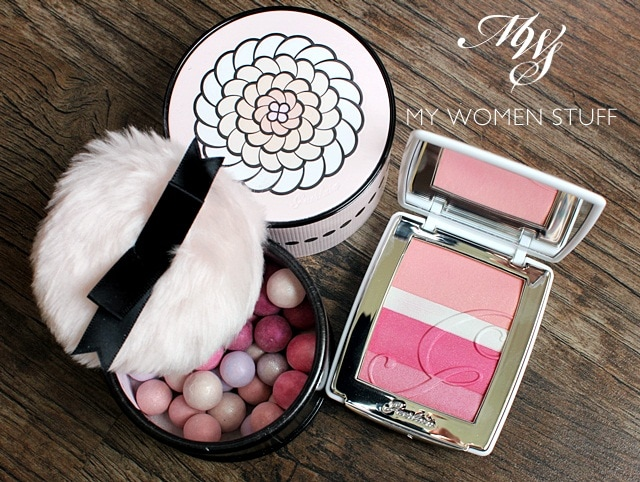 guerlain sakura perles paradis A First Look at the Guerlain Blush G Sakura Cherry Blossom Blush and Meteorites Perles du Paradis