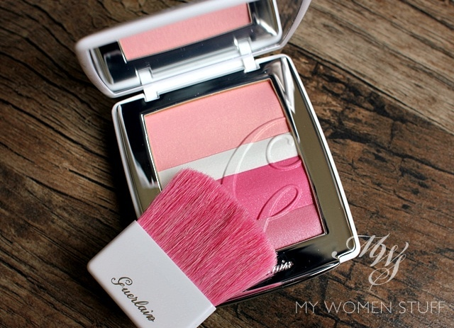 guerlain sakura perles paradis4 A First Look at the Guerlain Blush G Sakura Cherry Blossom Blush and Meteorites Perles du Paradis