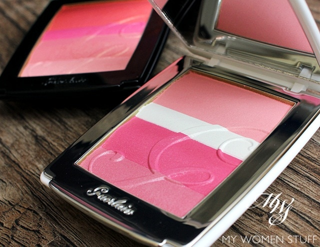 guerlain sakura perles paradis5 A First Look at the Guerlain Blush G Sakura Cherry Blossom Blush and Meteorites Perles du Paradis