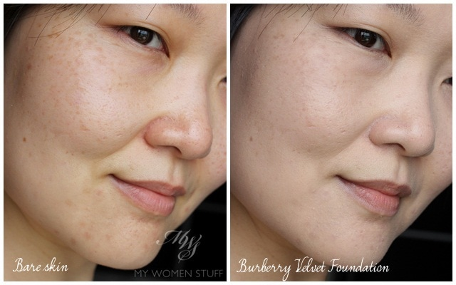 burberry velvet foundation The Burberry Velvet Foundation is very promising on paper but falls short on delivery