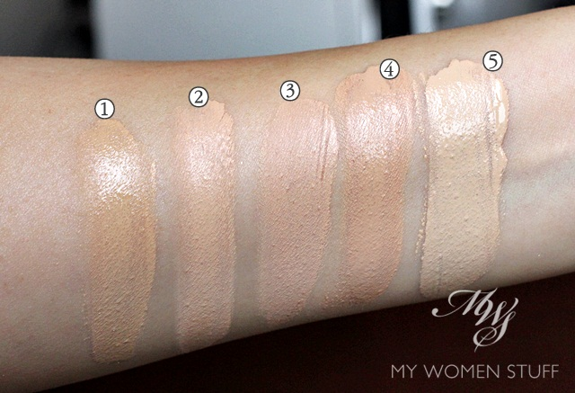 burberry velvet foundation swatch The Burberry Velvet Foundation is very promising on paper but falls short on delivery