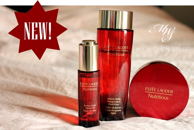 estee lauder nutritious set New! Add a Vitamin Boost to skin with Estee Lauder Nutritious Radiant Vitality Skincare