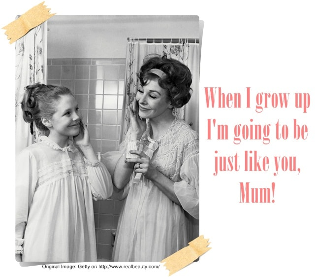 mothersday Your Say: How has your Mum influenced your beauty routine?